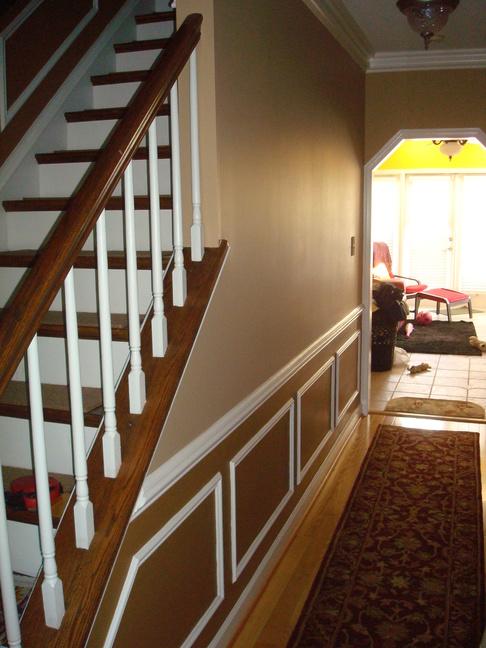 Hallway After Paint