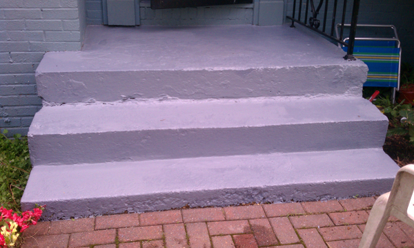Steps After Paint