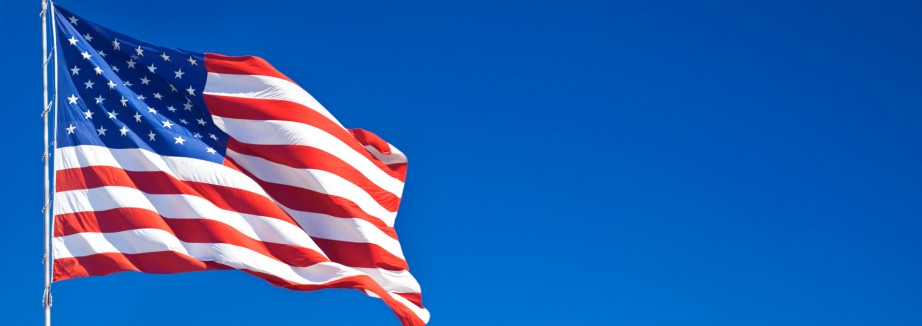 USA Flag resize