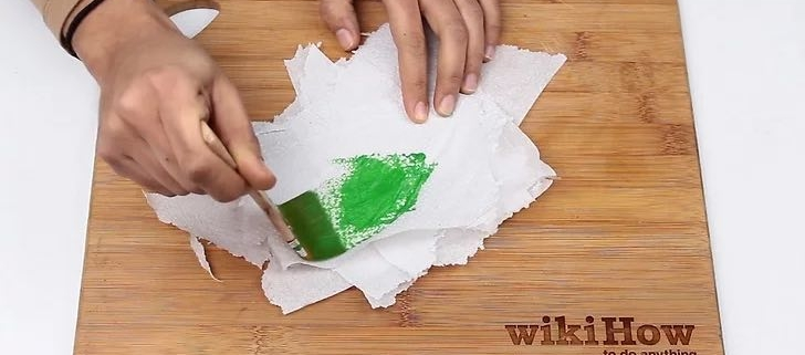 How to clean a paintbrush wikihow
